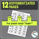 Place Value Sliders Activity - Teach reading numbers to the billions CC.4.NBT.2