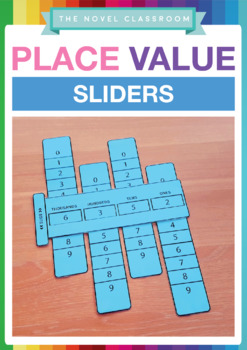 Place Value Sliders - Math Learning Aid