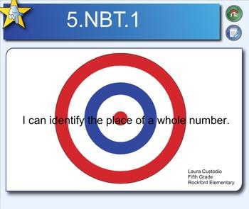 Place Value Smartfile 5.NBT.1 5.NBT.3b 5.NBT.4