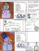 Place Value Snowman Craftivity (Great Winter-Math Bulletin