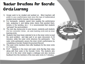 Place Value Socratic Circles for Diverse Mathematical Learners (4th Grade)