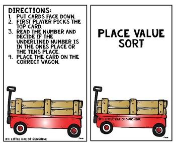 Place Value Sort