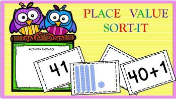 Place Value Sort- It