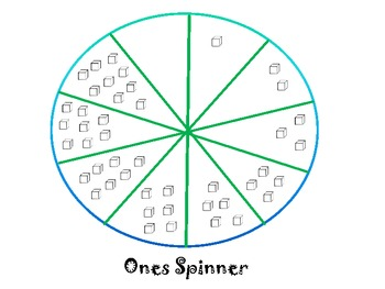 Place Value Spin It