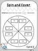 Place Value Spin and Cover Activity (First Grade, 1.NBT.2)