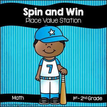Place Value Spin and Win