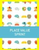 Sprint Fluency - Place Value