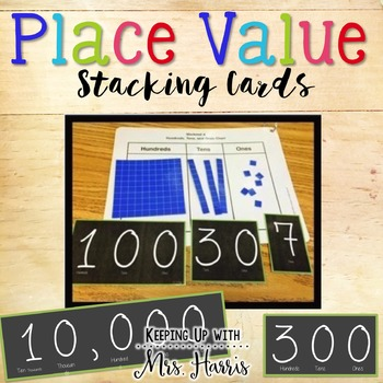Place Value - Teaching Expanded Notation