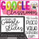Place Value Standard Form for Google Classroom