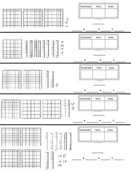 Place Value  Standard Form, Hundreds Tens & Ones, & Expanded Form