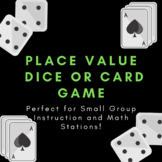 Place Value Station: Place Value You'll See