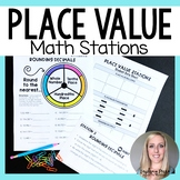 Place Value Stations: 5.NBT1, 5.NBT2, 5.NBT3, 5.NBT4