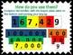 Place Value Strips
