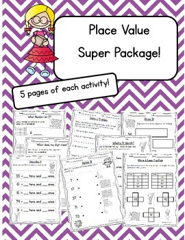 Place Value Super Package