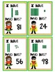 Place Value Superheros I Have/Who Has