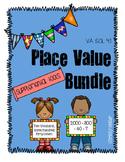 Place Value Supplemental Tools Bundle