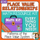 Place Value System Relationships Activities and Worksheets