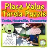 Place Value Puzzle Tenths Hundredths Thousandths