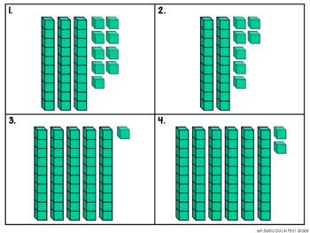Place Value Task Cards {2 sets!}