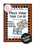 Place Value Task Cards (3rd Grade)