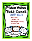 Place Value Task Cards: 4th Grade