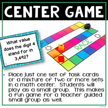 Place Value Task Cards!