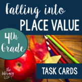 Place Value Task Cards {Fall-Themed}