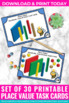 2nd Grade Place Value Hundreds Tens and Ones Activities with Task Cards