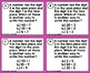 Place Value Task Cards- Tens and Ones