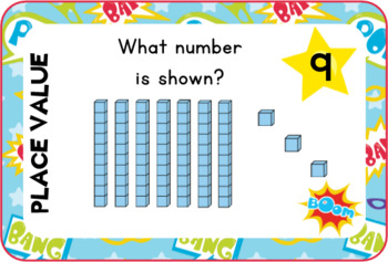 Place Value Task Cards: Tens and Ones