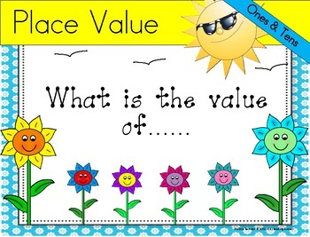 Place Value Task Cards - What is the value of....?