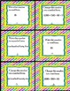 Place Value Task Cards: Word, Expanded, & Standard Form Numbers