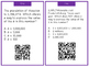 Place Value Task Cards with Self-Checking QR Codes