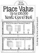 Place Value Task Tabs:  Task card set