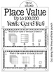 Place Value Task Tabs:  Task card set