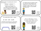Place Value Task Cards  with and without QR Codes CCSS aligned 4th Grade