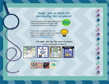 Place Value Templates and Bulletin Board Grades 2-6