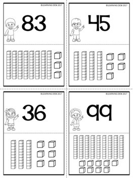 Tens And Ones Place Value Worksheets-Base Ten Blocks Worksheets