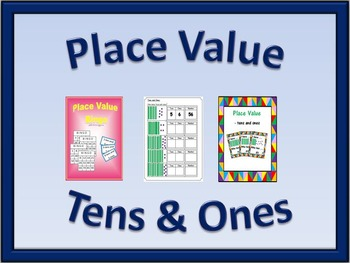 Place Value- Tens & Ones