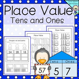 Place Value to 100 - Tens and Ones - Worksheets / Printables / Fun