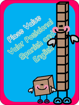 Place Value Tens and Ones English/Spanish