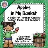 Place Value Activity Tens and Ones Apples