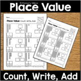 Place Value Tens and Ones with Number Bonds