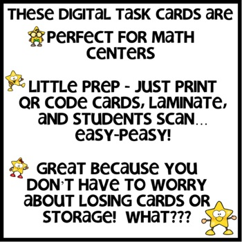 Place Value Tens and Ones   DIGITAL TASK CARDS   PRINTABLE TASK CARDS