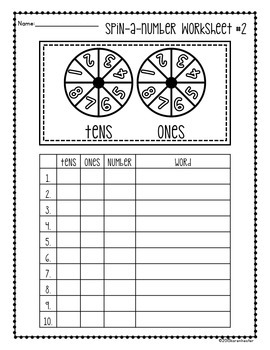 Place Value: Tens and Ones, Exploring Place Value with Numbers 10-99