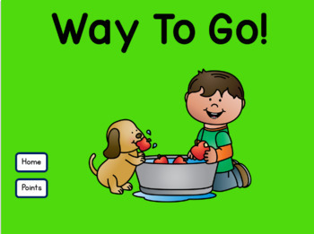Place Value Tens and Ones  Kids with Apples for Google Classroom™