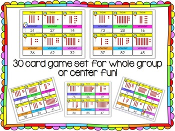 Place Value Game~ I Have... Who Has?