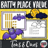 Place Value Activity Batty Tens and Ones