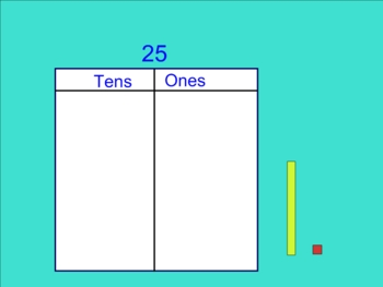 Place Value  Tens and Ones Smartboard Lesson