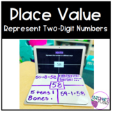 Place Value | Represent Two-Digit Numbers | Warm Ups
